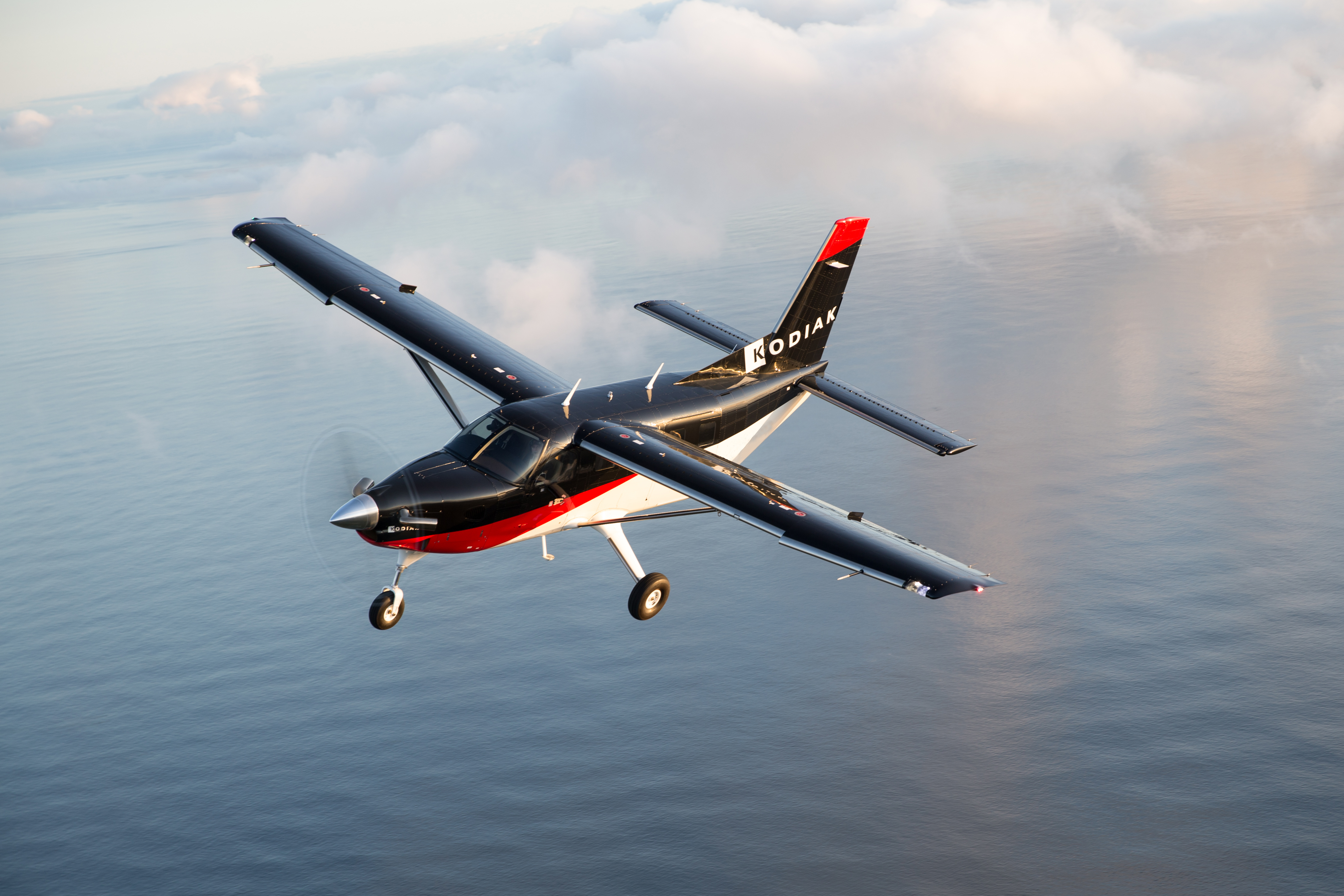 The Kodiak 100 by Quest Aircraft Company