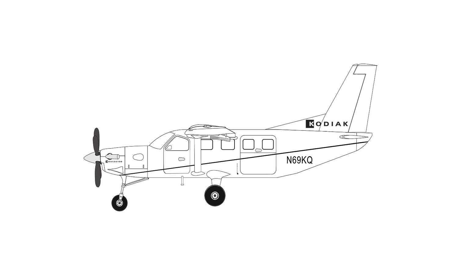 American General Aircraft Electrical Diagram Schematic Diagrams Wiring For A Airplane Meet The Quest Kodiak Advanced Stol Turboprop Manual
